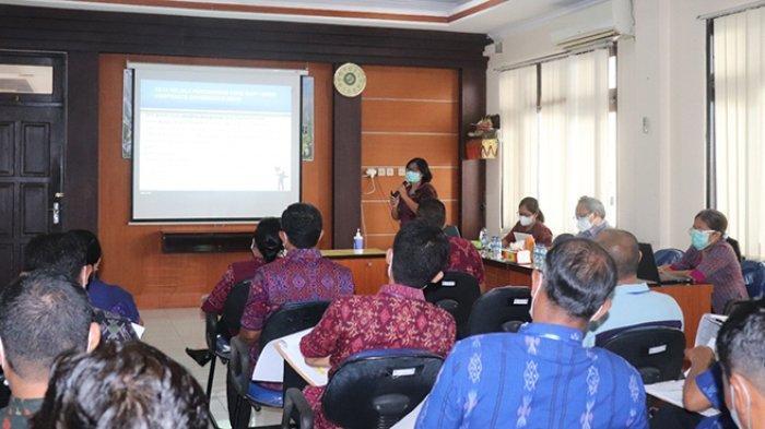 Cegah Pegawai Bekerja Salahi Aturan, Perumda Air Minum Panca Mahottama Gelar Workshop