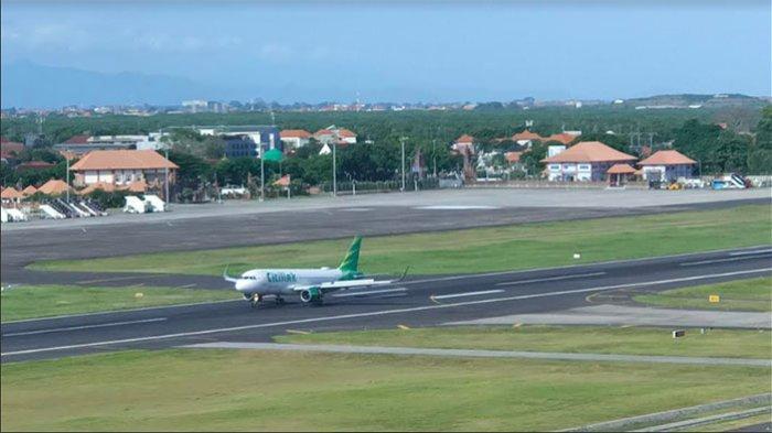 Landing Fee Digratiskan Bagi Penerbangan Internasional di Bandara Ngurah Rai Bali