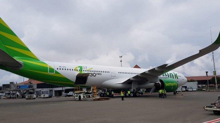 Laksanakan Permenhub No.25, Citilink Hentikan Penerbangan Reguler & Charter Penumpang Rute Domestik