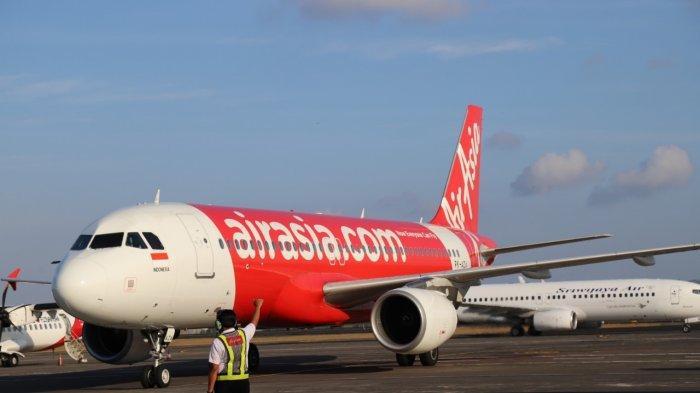 TERBARU, AirAsia Beri Promo Tiket Pesawat Jakarta-Bali 4-10 Oktober 2021, Harga Mulai Rp 559.000