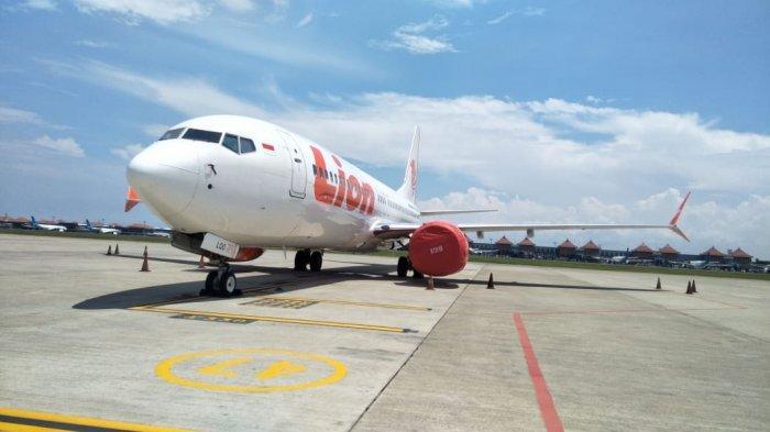 2 Pesawat Lion B737 Max 8 Grounded di Bali, Otoritas Bandara Pastikan Tak Ganggu Pesawat Reguler