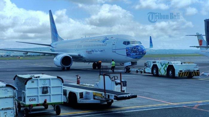 Garuda Tunggak Gaji Karyawan Rp 328 Miliar, Pesawat yang Dioperasikan Tinggal 53 Unit