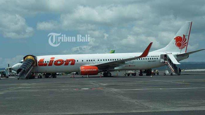 Saat Hendak Lepas Landas,  Pilot Lion Air Rute Surabaya-Denpasar Putuskan Tunda Penerbangan