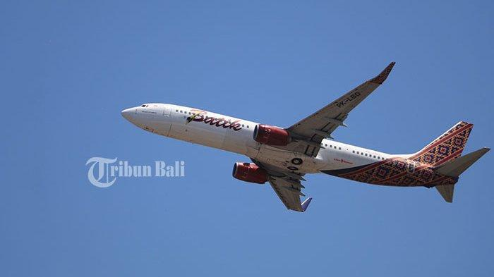 Pesawat Hanya Beroperasi 5 Persen, Lion Air Group Potong Gaji Seluruh Karyawan