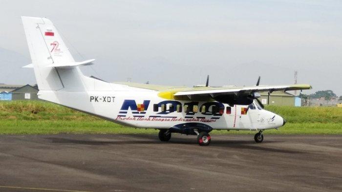 Keunggulan Pesawat N219 Buatan Indonesia yang Telah Lolos Sertifikasi,Mampu Lintasi Pegunungan Papua