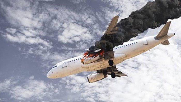 Mesin Pesawat Keluarkan Api Saat Terbang, Kesaksian Penumpang; Saya Pikir Kami Akan Mati