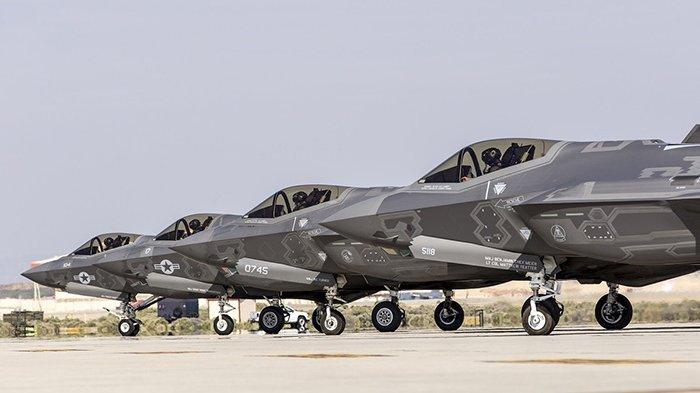 30 Menit Terbang Jet Tempur F-35 AU Jepang Menghilang dari Radar di Kawasan Samudra Pacifik