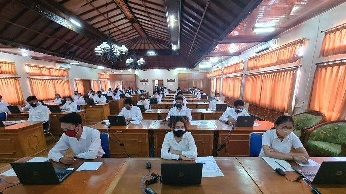 37 Peserta Calon PPPK di Buleleng Tak Hadir pada Tes Uji Kompetensi Tahap Pertama
