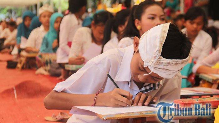 Bulan Bahasa Bali 2019 Dibuka 1 Februari Ini, Prof Suarka: Jangan Takut Salah