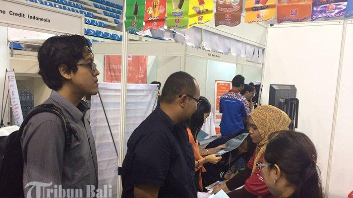 Wow, Ada Ribuan Lowongan Kerja Dari 40 Perusahaan Di Job Fair Pemprov Bali