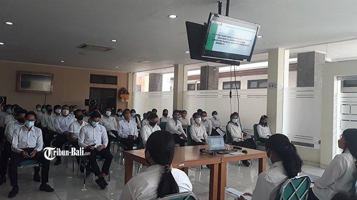 Live Skor SKD CPNS Denpasar Bisa Dipantau Via Youtube, Kepala BKPSDM: Masih Ada yang Percaya Calo