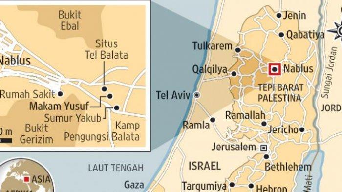 Sejarah Dan Akar Masalah Penyebab Konflik Palestina Dan Israel yang Tak Kunjung Usai