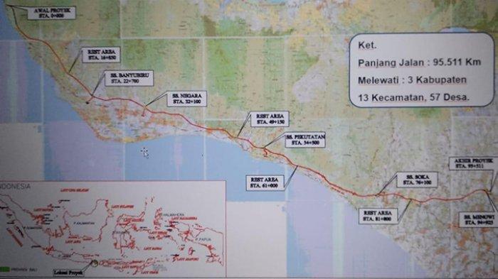 TERKINI Rencana Tol Gilimanuk-Soka 64,6 Kilometer, Tamba: Ada Pertimbangan Lintasan Sepeda