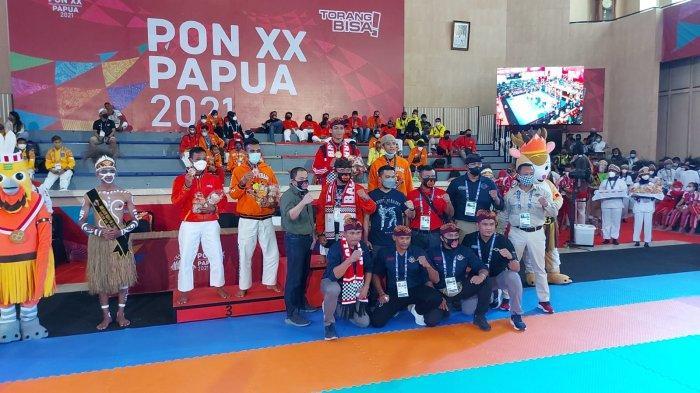 UPDATE KLASEMEN Sementara PON XX Papua, Jabar Kokoh di Puncak, Bali Cetak Rekor