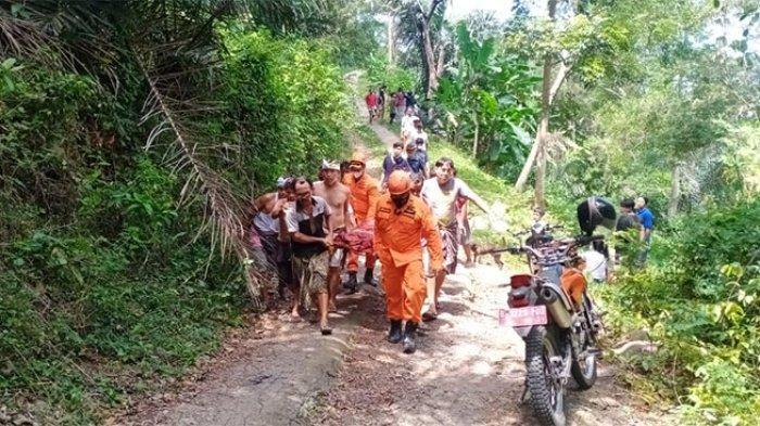 BREAKING NEWS: Mobil APV Berpenumpang 9 Orang Terperosok ke Jurang di Desa Bugbug Karangasem,1 Tewas