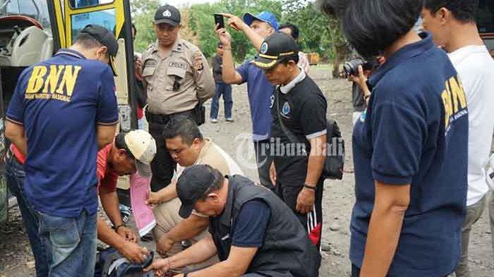 Sugeng Diamankan saat Hendak Antar Pemudik ke NTB, Sopir Bus Surabaya-Mataram Terindikasi Narkoba