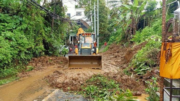 Hujan Lebat Pada Sabtu 10 Oktober 2020 Sebabkan 12 Dampak Alam di Gianyar