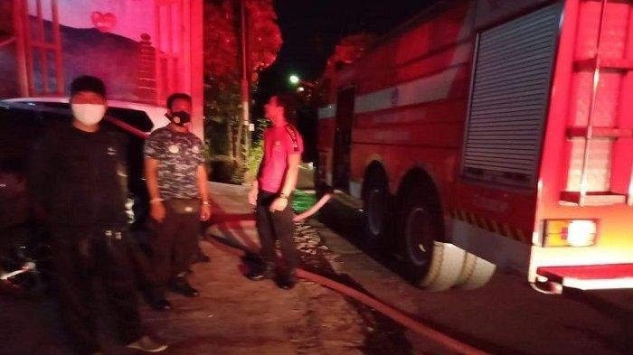 Kebakaran Kamar di Hotel L'Amore Disebabkan Rokok dari Tamu Mabuk, Kerugian Ditaksir Puluhan Juta