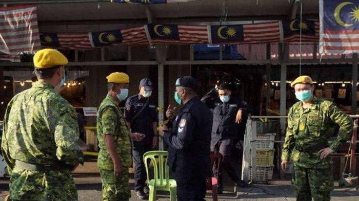 Lonjakan Kasus Kematian Karena Corona, Ratusan Orang di Malaysia Ditangkap Akibat Langgar Lockdown