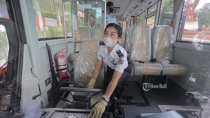 Denpasar Terima 1 Bus Sekolah Bantuan CSR, Masih Kurang 15 Bus untuk Layani Semua Trayek