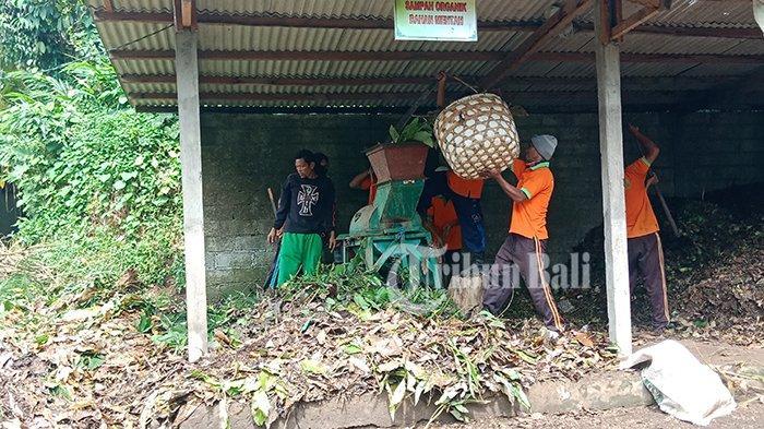 Terkait Rencana DLH Karangasem Bangun Tempat Pengolahan Sampah Tak Dapat Respons Positif dari Warga