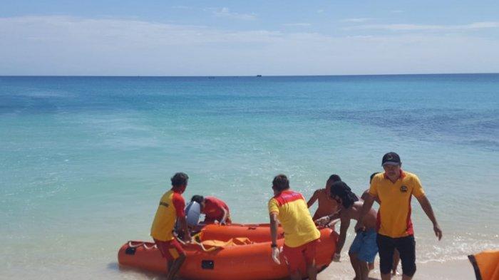 MG Putu Ditemukan Tewas di Pantai Sunset Point Pecatu, Diduga Lompat dari Tebing Setinggi 115 Meter