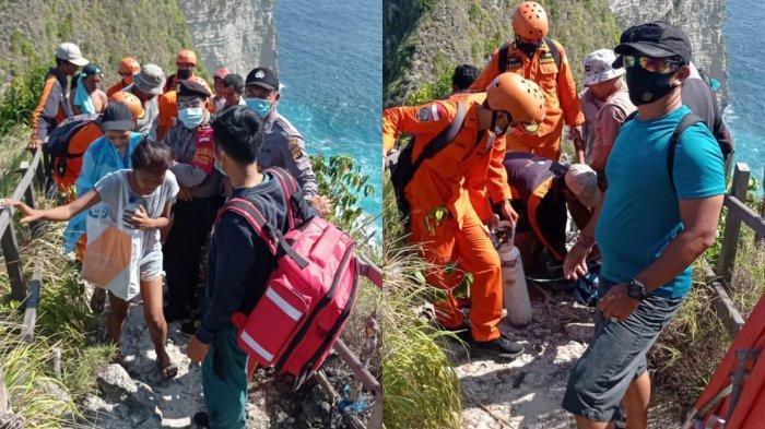 Wisman Selamatkan Ridho dan Amelia di Klungkung, Lima ABK Terombang-ambing Selama Dua Hari