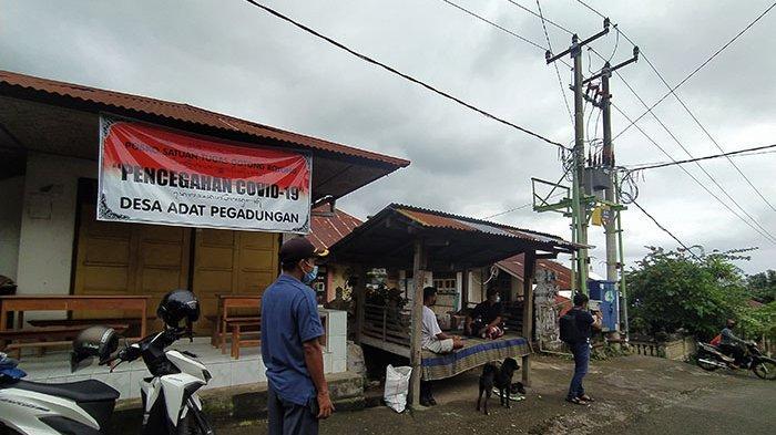 Muncul 23 Kasus Positif Covid-19, Aktivitas Warga Desa Pegadungan Buleleng Bali Diawasi Ketat Satgas