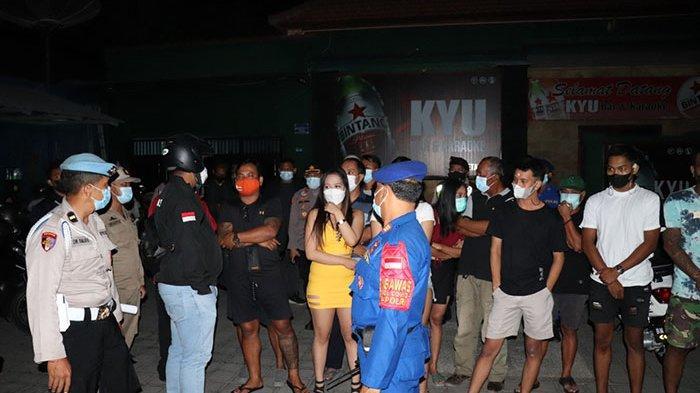 Izin Sebuah kafé di Buleleng Dibekukan Sementara Karena Langgar Ketentuan PPKM Darurat