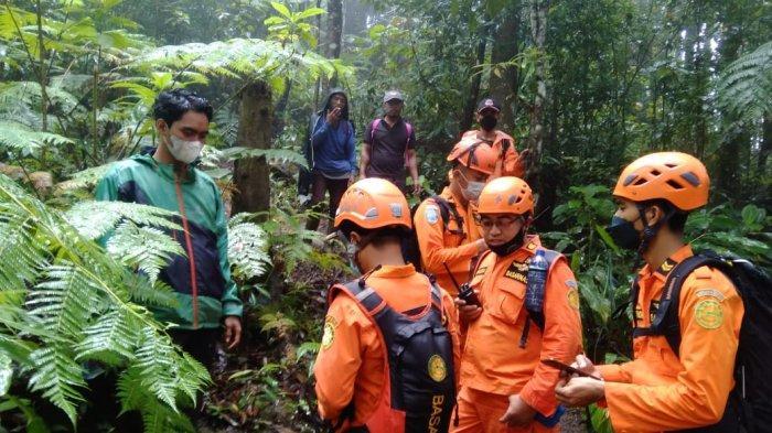 Pendaki Tersesat di Gunung Agung Bali, Inaqi Kelelahan dan Tertinggal Saat Gerimis