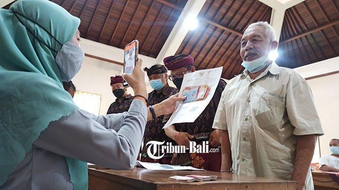 886 KPM di Kelurahan Sanur Denpasar Terima BST Hari Ini