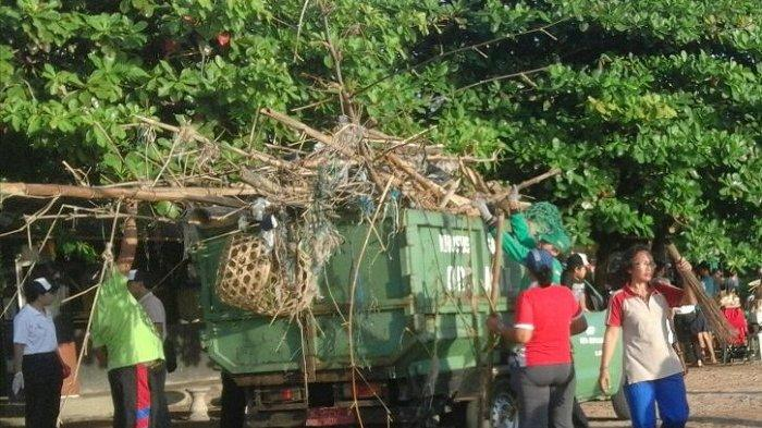Tak Naik-Naik, Gaji Tenaga Kebersihan di Denpasar Sejak 2017 Masih di Bawah UMK