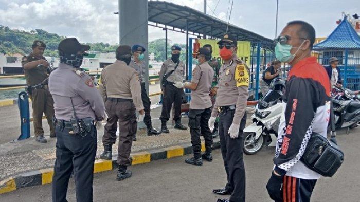 Minimalisasi Penyebaran Corona, Empat Orang Dikembalikan Lagi ke Lombok