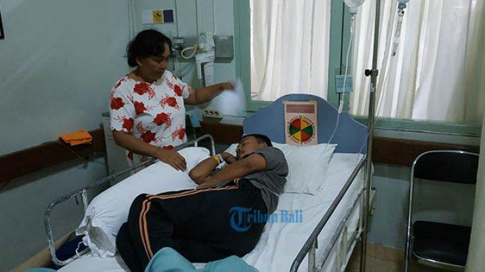 Pembuluh Darah Anggota KPPS di Bali Ini Pecah Usai Siapkan TPS,2 Anggota Pengawas Meninggal
