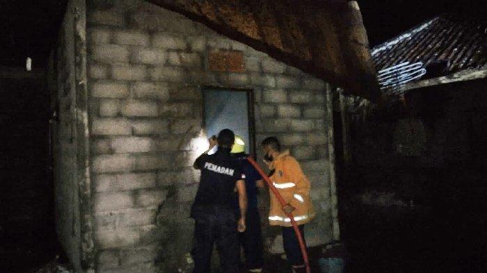 Kebakaran Rumah di Seraya Tengah Karangasem, Surat Berharga dan Ijazah Tak Selamat