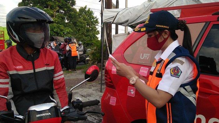 Satu Jam Pemberlakuan PKM di Denpasar, 8 Orang Diminta Putar Balik, Rata-rata karena Pelanggaran Ini