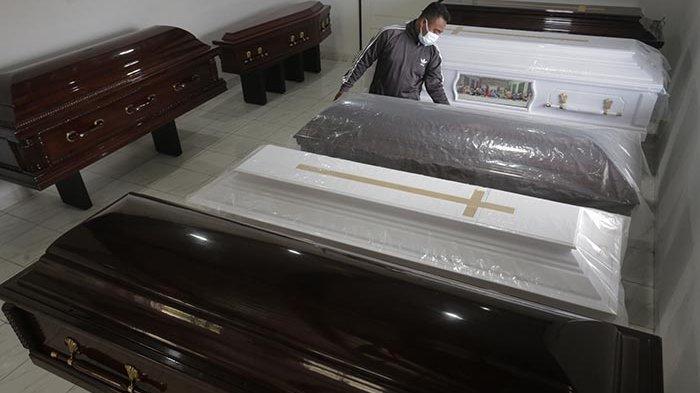 Penjualan Peti Mati Jenazah Covid-19 Meningkat di Bali, Situasi Pandemi, Bukan Bicara Untung Saja