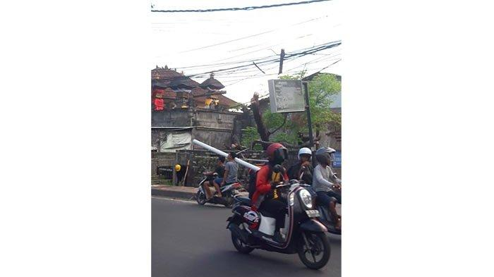 HUT Ke-232 Denpasar, Warga Soroti Beberapa Hal, Termasuk Kabel Semrawut