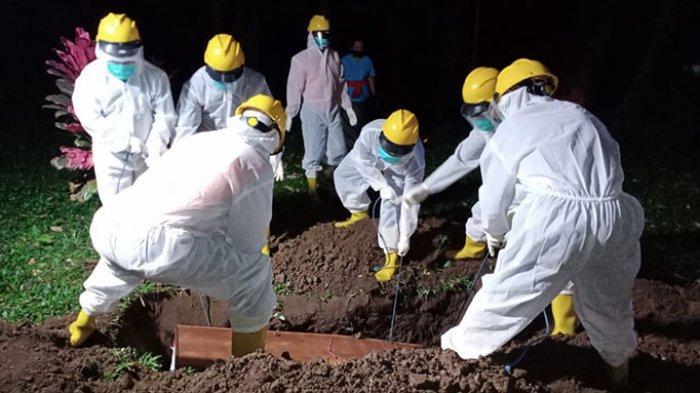 Kasus Kematian akibat Covid-19 di Bangli Bertambah Tiga Orang