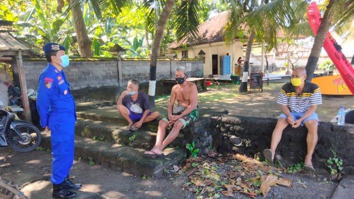 Polair Polres Karangasem Cek Jalur Tikus di Kecamatan Manggis