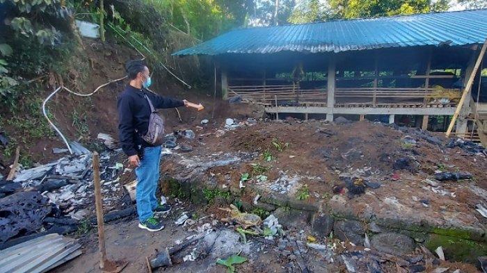 Rumah Komang Sapta Rata dengan Tanah, Kebakaran di Tabanan Dipicu Korsleting Listrik