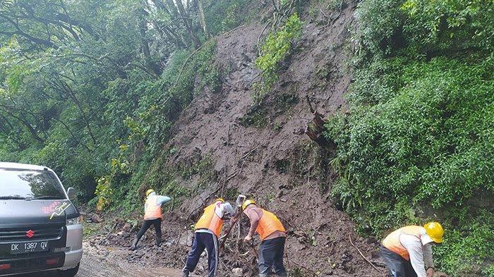 Delapan Kecamatan di Buleleng Masuk Kategori Risiko Tinggi Bencana Tanah Longsor