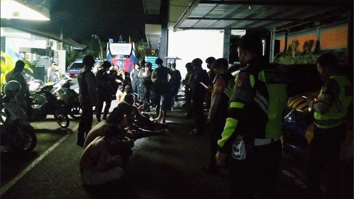 10 Pelajar Tertangkap Saat Balap Liar di Tabanan, Polisi Janji Jaga 24 Jam Arena Bypass Soekarno