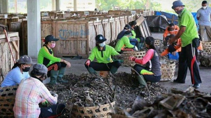 Volume Menurun, Tapi Kesadaran Masyarakat Memilah Sampah Ikut Berkurang di Klungkung