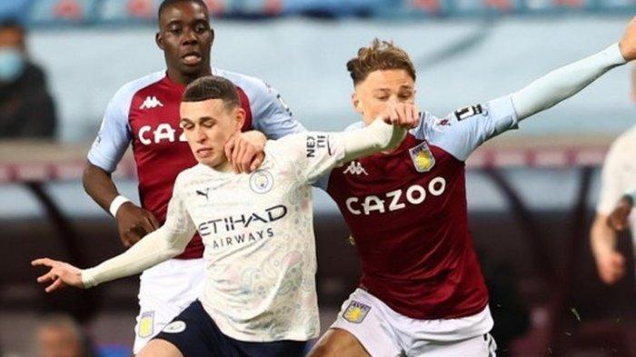 Aston Villa Vs Man City, Sosok Phil Foden Sejajar Bojan Krkic, The Citizens Makin Kokoh di Puncak