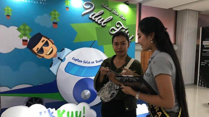 H-4 Lebaran 2019 Kedatangan Penumpang di Bandara Ngurah Rai Tumbuh 5,87 Persen