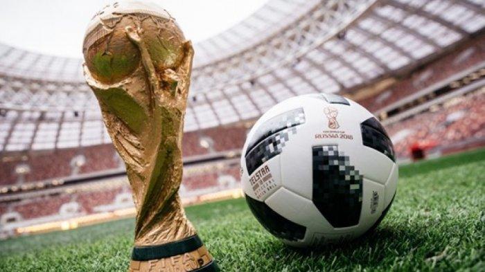Jadwal Siaran Langsung Piala Dunia 2018, Mulai Hari Ini Arab Saudi VS Rusia