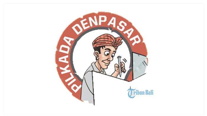 Hasil Sementara Penghitungan Suara di Pilkada Denpasar 2020, Paslon Jaya-Wibawa Unggul