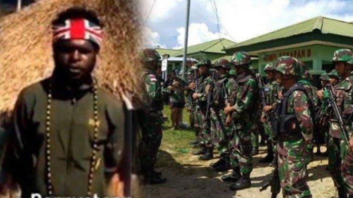 Saat Patroli TNI Diserang KKB Papua di Nduga, Diduga Kelompok Egianus Kogoya