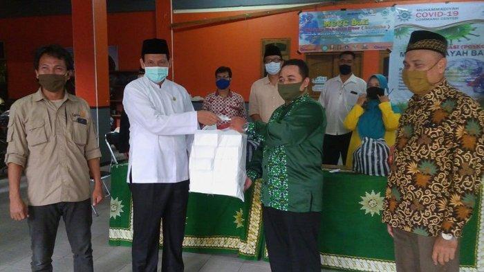 Muhammadiyah Bali Bagikan 900 Paket Ifthor Ramadan ke Masyarakat Terdampak Covid-19 di Denpasar